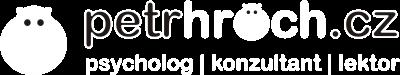 Petr HROCH | psycholog | konzultant | lektor